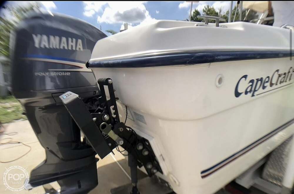 2005 Cape Craft boat for sale, model of the boat is 2200 WI & Image # 23 of 40