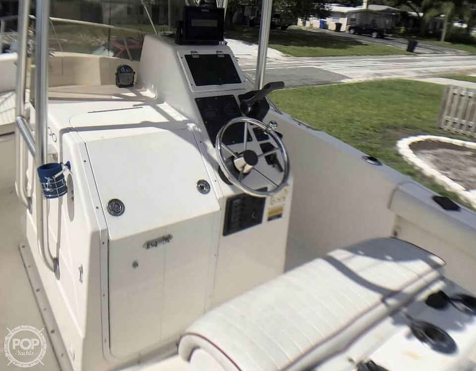 2005 Cape Craft boat for sale, model of the boat is 2200 WI & Image # 33 of 40