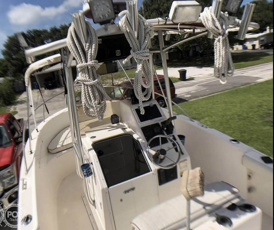 2005 Cape Craft boat for sale, model of the boat is 2200 WI & Image # 35 of 40