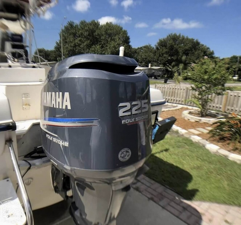 2005 Cape Craft boat for sale, model of the boat is 2200 WI & Image # 38 of 40