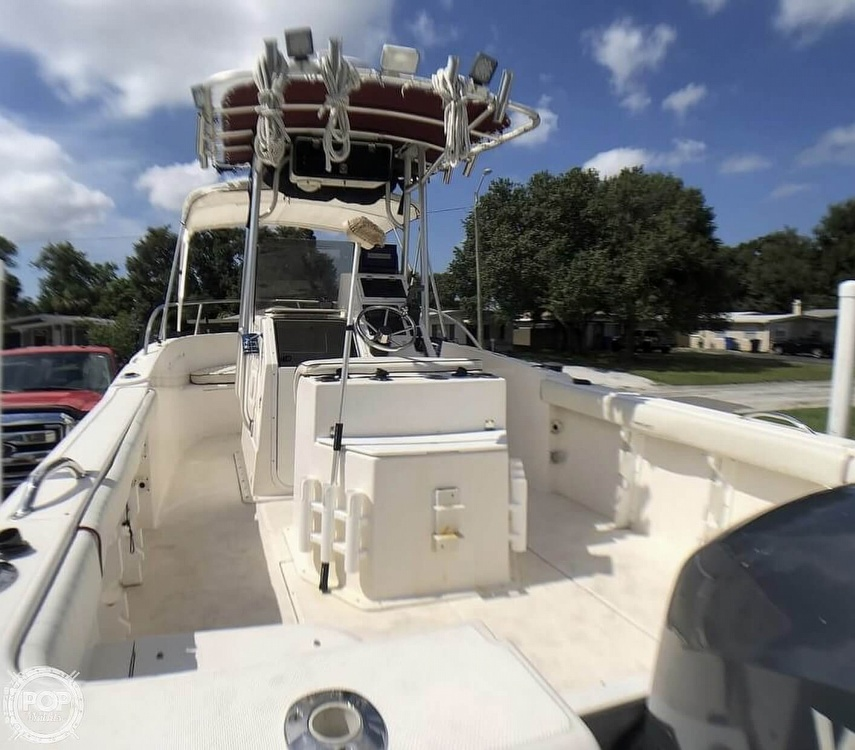 2005 Cape Craft boat for sale, model of the boat is 2200 WI & Image # 39 of 40