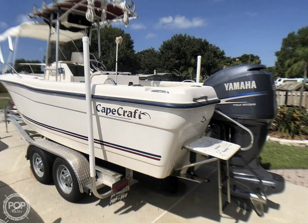 2005 Cape Craft boat for sale, model of the boat is 2200 WI & Image # 40 of 40