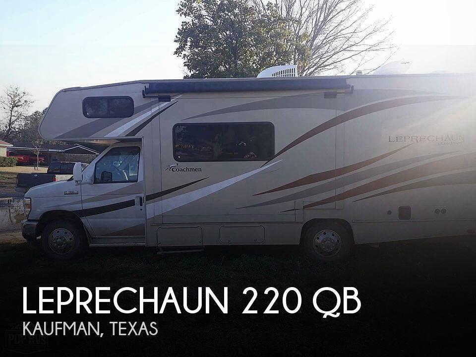 2017 Coachmen Leprechaun 24