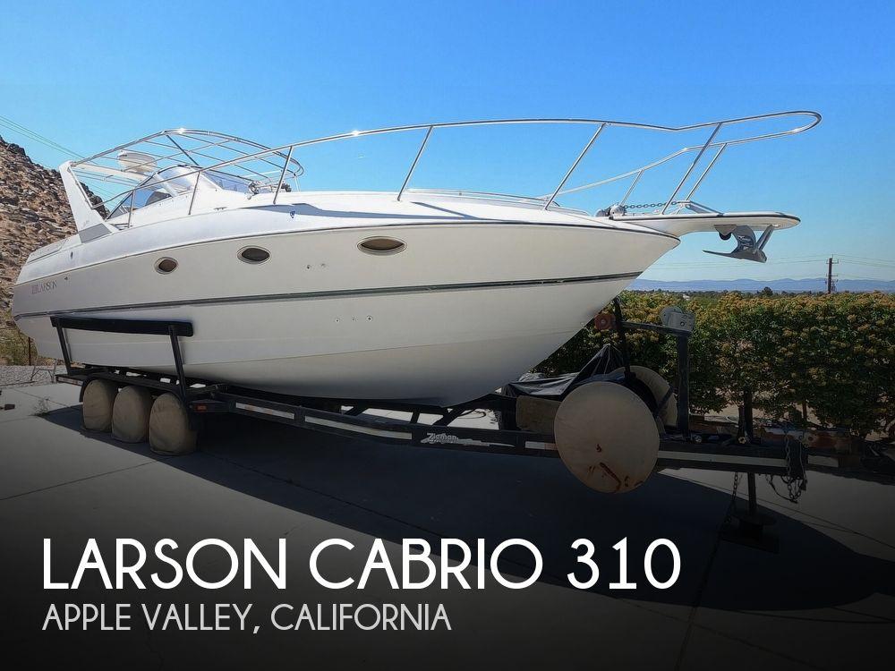 1996 LARSON CABRIO 310 for sale