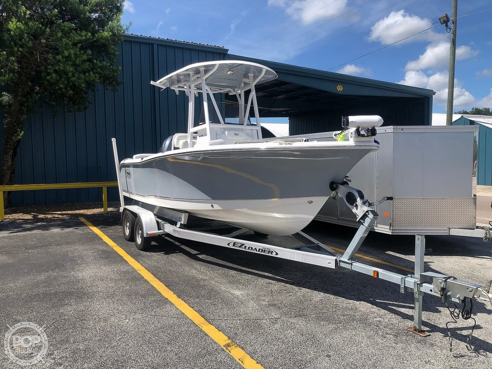 2018 Sea Hunt boat for sale, model of the boat is Ultra 211 & Image # 3 of 40