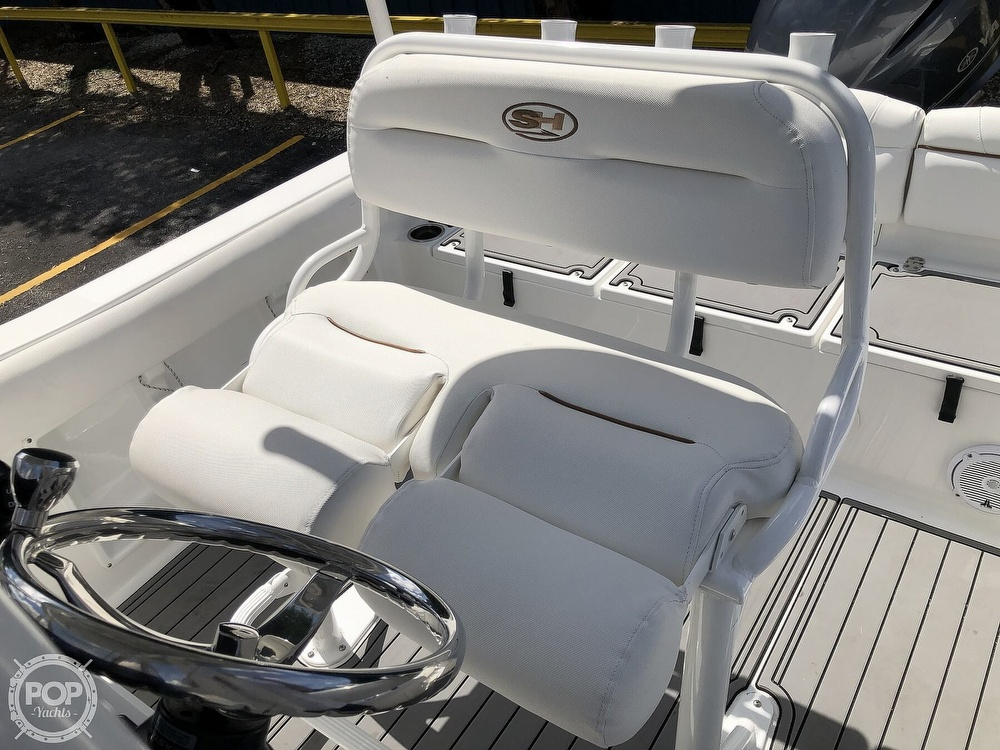 2018 Sea Hunt boat for sale, model of the boat is Ultra 211 & Image # 20 of 40