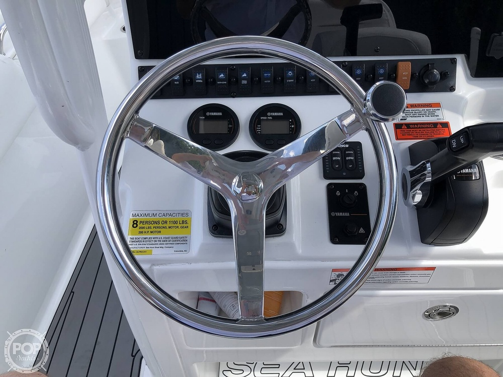 2018 Sea Hunt boat for sale, model of the boat is Ultra 211 & Image # 21 of 40