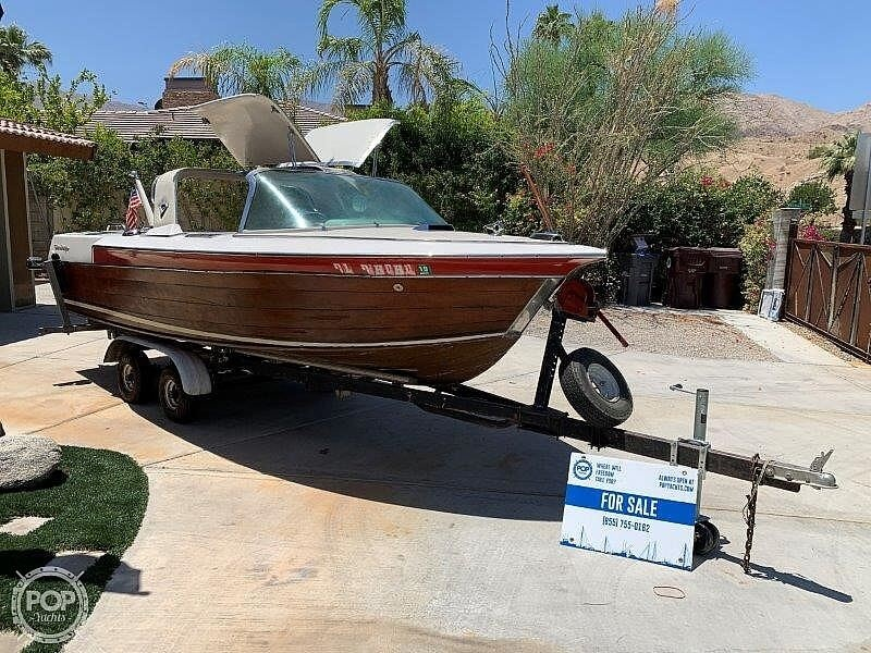 1966 Century boat for sale, model of the boat is Sabre 18 Gull Wing Hardtop & Image # 2 of 40