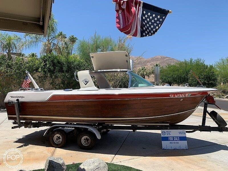 1966 Century boat for sale, model of the boat is Sabre 18 Gull Wing Hardtop & Image # 4 of 40
