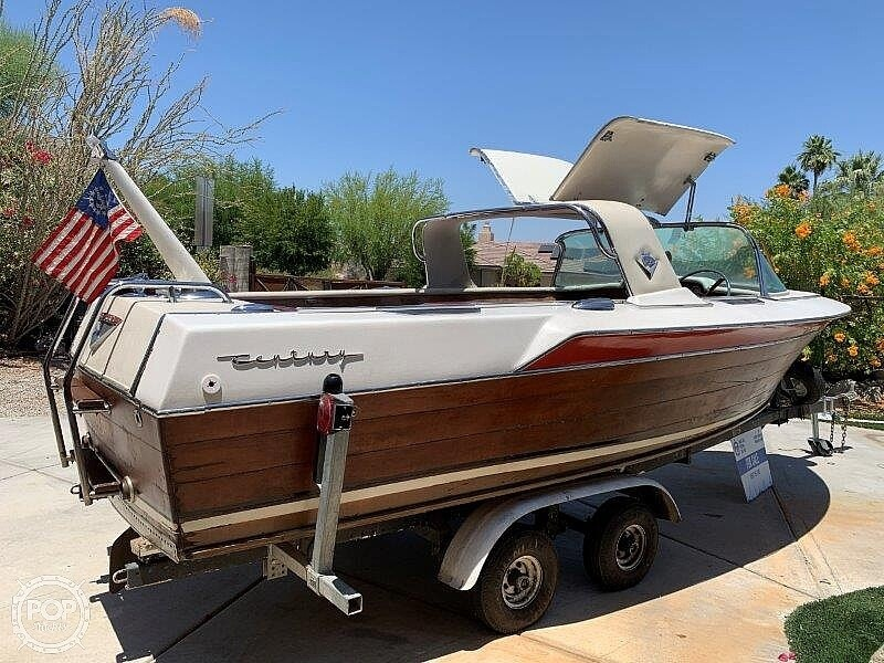 1966 Century boat for sale, model of the boat is Sabre 18 Gull Wing Hardtop & Image # 5 of 40