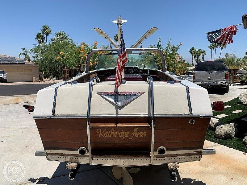 1966 Century boat for sale, model of the boat is Sabre 18 Gull Wing Hardtop & Image # 6 of 40