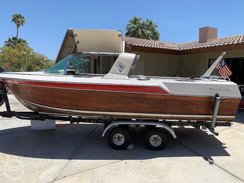 1966 Century boat for sale, model of the boat is Sabre 18 Gull Wing Hardtop & Image # 8 of 40