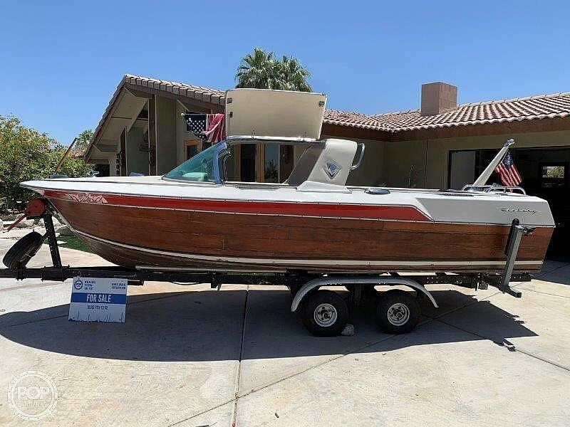 1966 Century boat for sale, model of the boat is Sabre 18 Gull Wing Hardtop & Image # 9 of 40