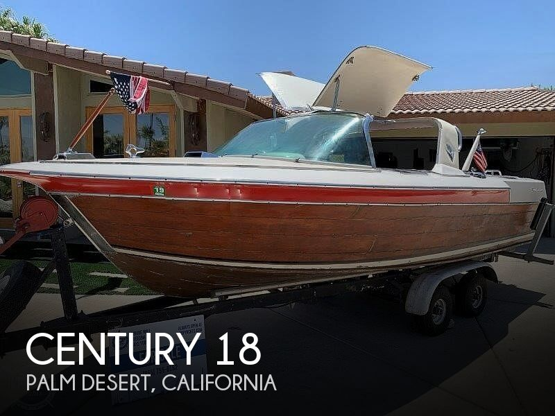 1966 Century boat for sale, model of the boat is Sabre 18 Gull Wing Hardtop & Image # 1 of 40