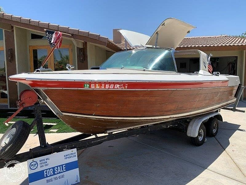 1966 Century boat for sale, model of the boat is Sabre 18 Gull Wing Hardtop & Image # 10 of 40
