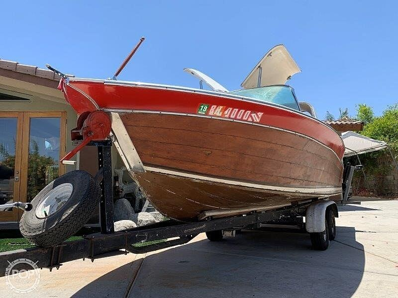 1966 Century boat for sale, model of the boat is Sabre 18 Gull Wing Hardtop & Image # 11 of 40