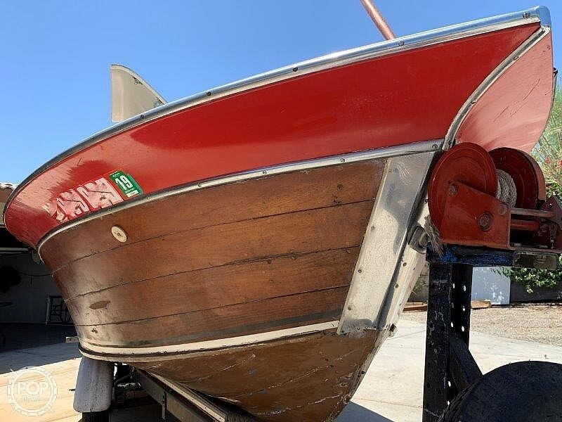 1966 Century boat for sale, model of the boat is Sabre 18 Gull Wing Hardtop & Image # 12 of 40