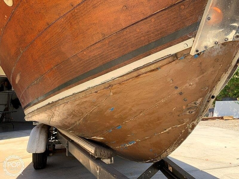 1966 Century boat for sale, model of the boat is Sabre 18 Gull Wing Hardtop & Image # 13 of 40