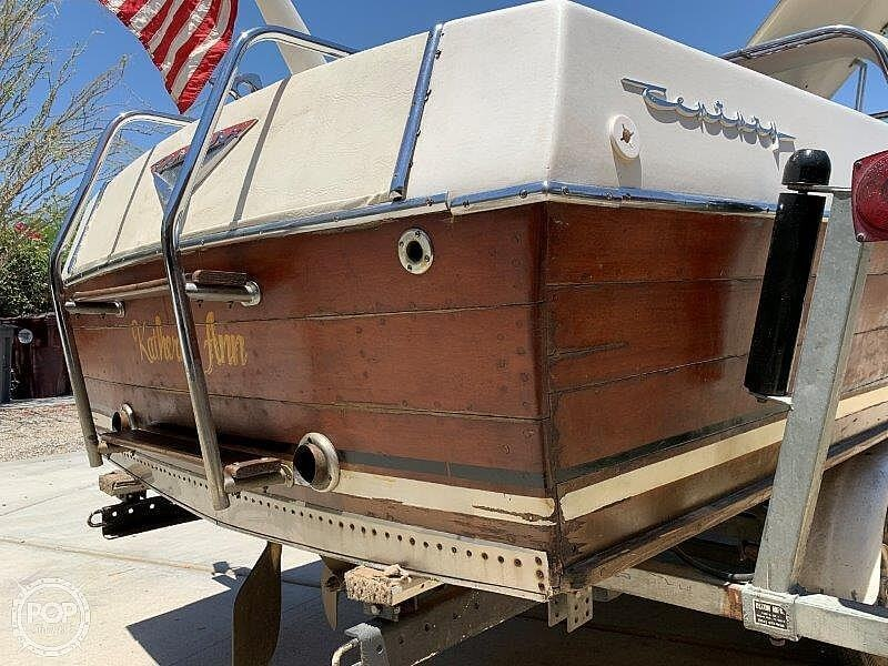 1966 Century boat for sale, model of the boat is Sabre 18 Gull Wing Hardtop & Image # 18 of 40