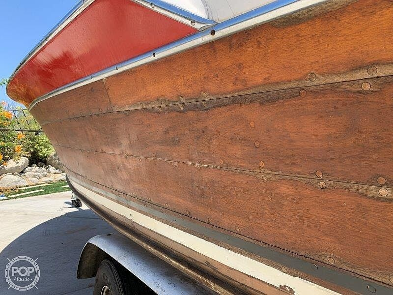 1966 Century boat for sale, model of the boat is Sabre 18 Gull Wing Hardtop & Image # 23 of 40