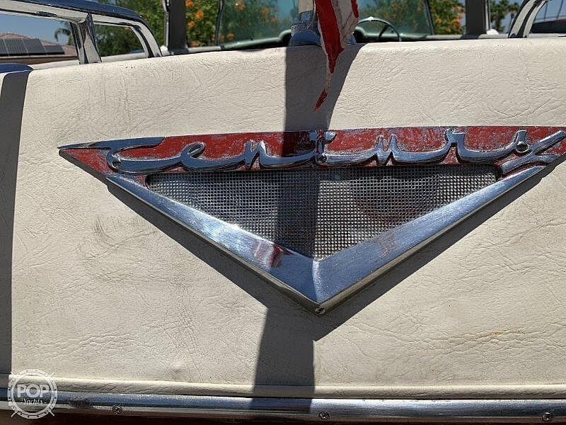 1966 Century boat for sale, model of the boat is Sabre 18 Gull Wing Hardtop & Image # 28 of 40