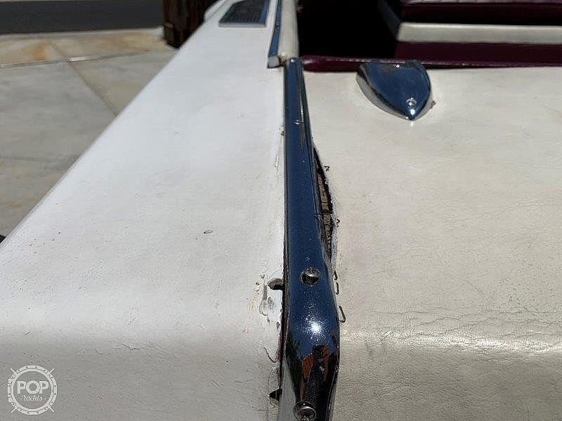 1966 Century boat for sale, model of the boat is Sabre 18 Gull Wing Hardtop & Image # 30 of 40