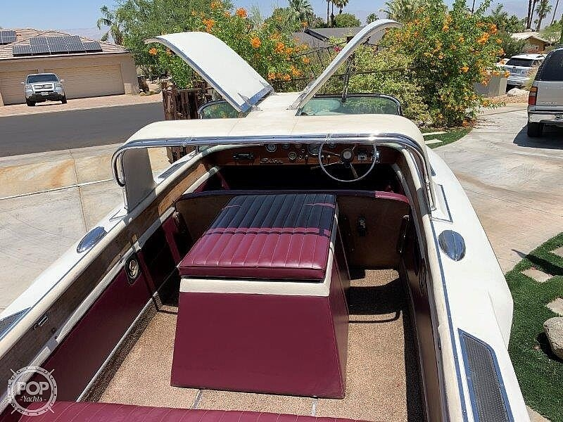 1966 Century boat for sale, model of the boat is Sabre 18 Gull Wing Hardtop & Image # 31 of 40