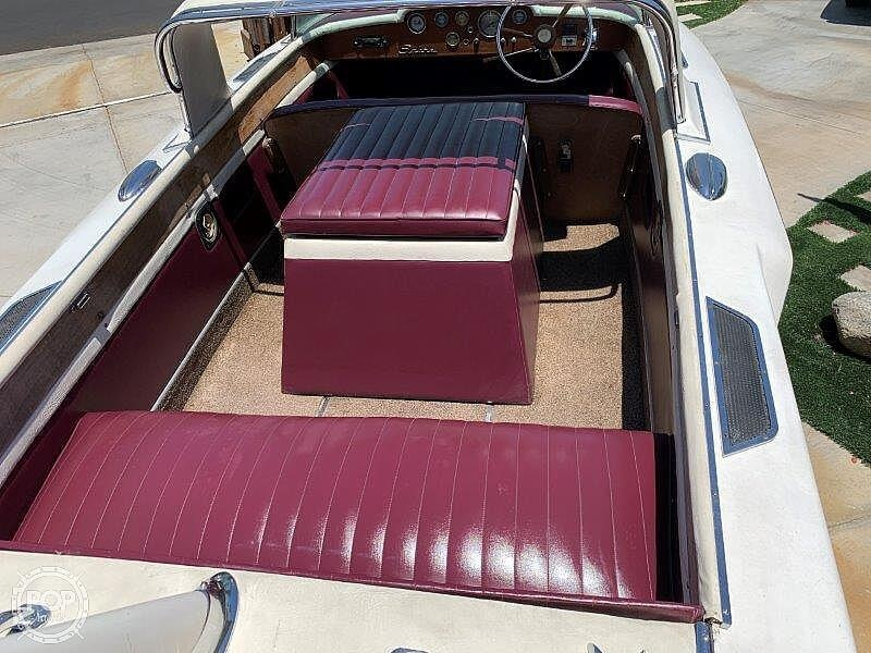 1966 Century boat for sale, model of the boat is Sabre 18 Gull Wing Hardtop & Image # 32 of 40