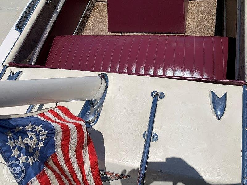 1966 Century boat for sale, model of the boat is Sabre 18 Gull Wing Hardtop & Image # 33 of 40