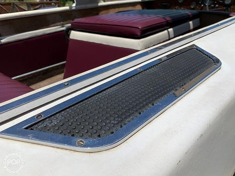 1966 Century boat for sale, model of the boat is Sabre 18 Gull Wing Hardtop & Image # 34 of 40