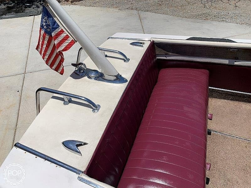 1966 Century boat for sale, model of the boat is Sabre 18 Gull Wing Hardtop & Image # 35 of 40