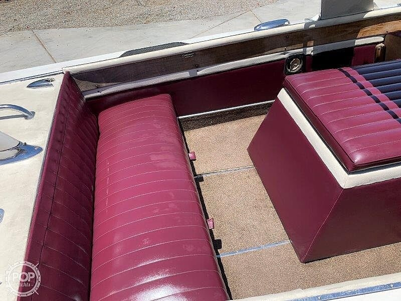 1966 Century boat for sale, model of the boat is Sabre 18 Gull Wing Hardtop & Image # 36 of 40