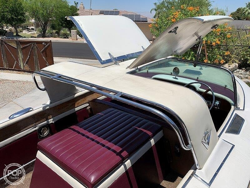 1966 Century boat for sale, model of the boat is Sabre 18 Gull Wing Hardtop & Image # 37 of 40