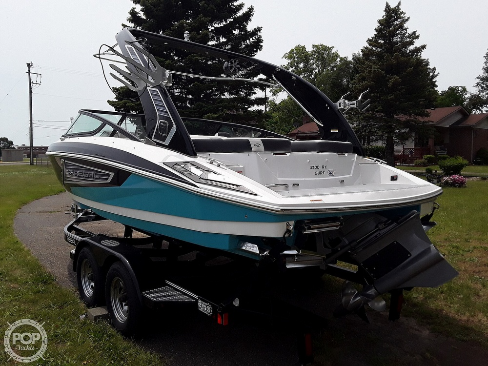 2019 Regal boat for sale, model of the boat is RX 2100 Surf & Image # 6 of 40