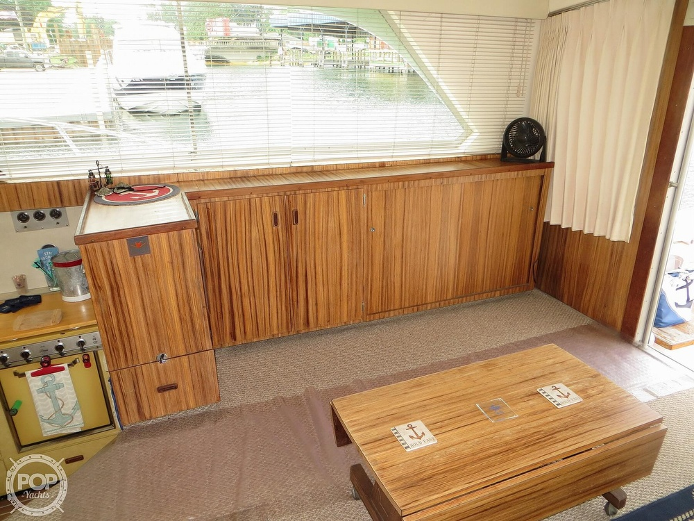 1975 Bertram boat for sale, model of the boat is 46 Convertible & Image # 5 of 40