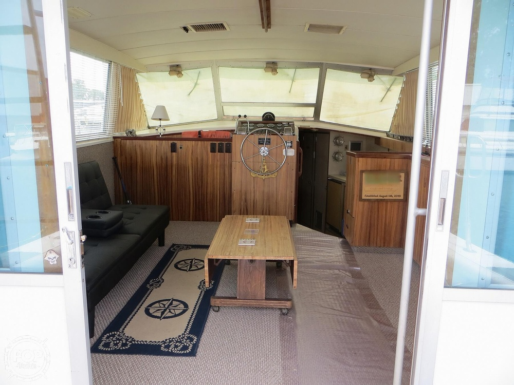 1975 Bertram boat for sale, model of the boat is 46 Convertible & Image # 14 of 40