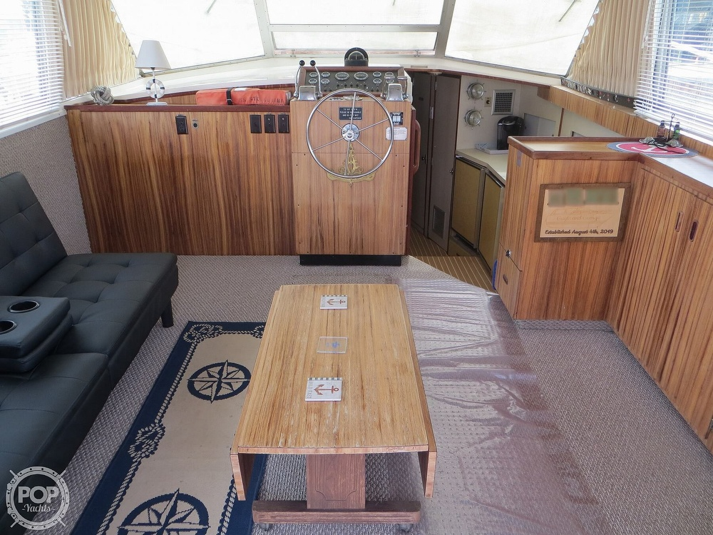 1975 Bertram boat for sale, model of the boat is 46 Convertible & Image # 15 of 40