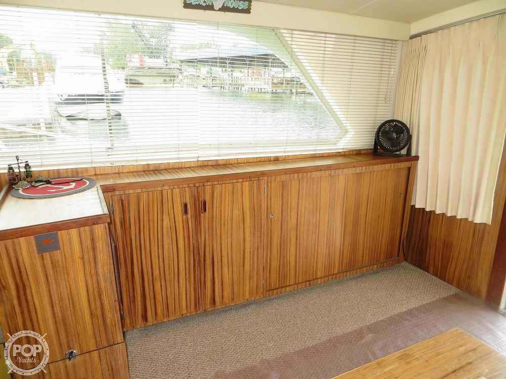 1975 Bertram boat for sale, model of the boat is 46 Convertible & Image # 21 of 40