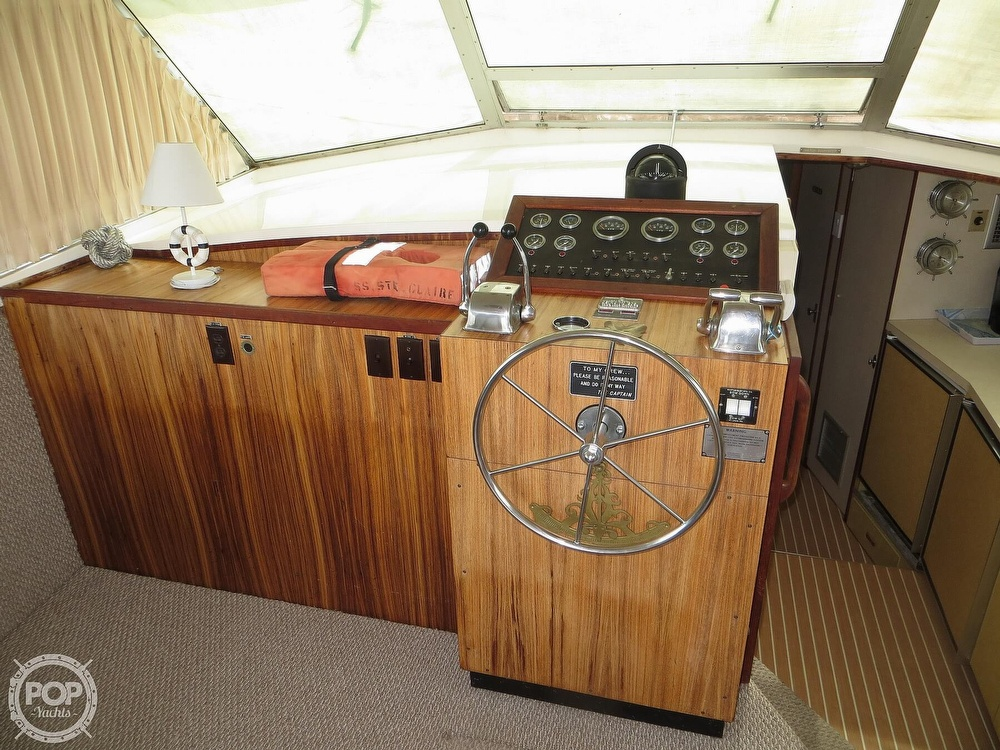 1975 Bertram boat for sale, model of the boat is 46 Convertible & Image # 37 of 40