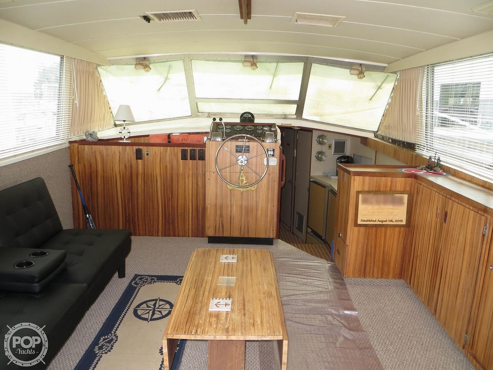 1975 Bertram boat for sale, model of the boat is 46 Convertible & Image # 3 of 40