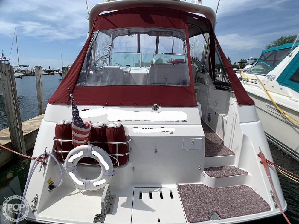 1996 Cruisers Yachts boat for sale, model of the boat is 3775 Esprit & Image # 2 of 40