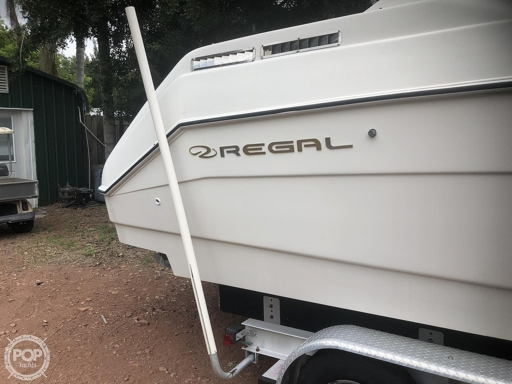 1994 Regal boat for sale, model of the boat is Commodore 272 & Image # 6 of 40