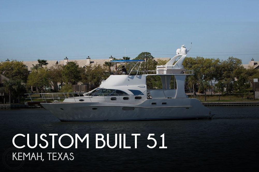 Used Boats For Sale in Texas by owner | 2021 Custom Built C&A 51 Yacht Signature Series