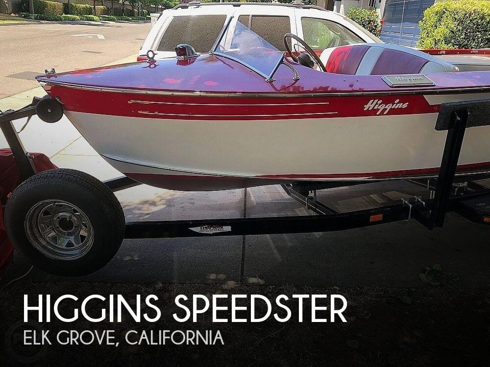 1947 Higgins boat for sale, model of the boat is Speedster & Image # 1 of 40