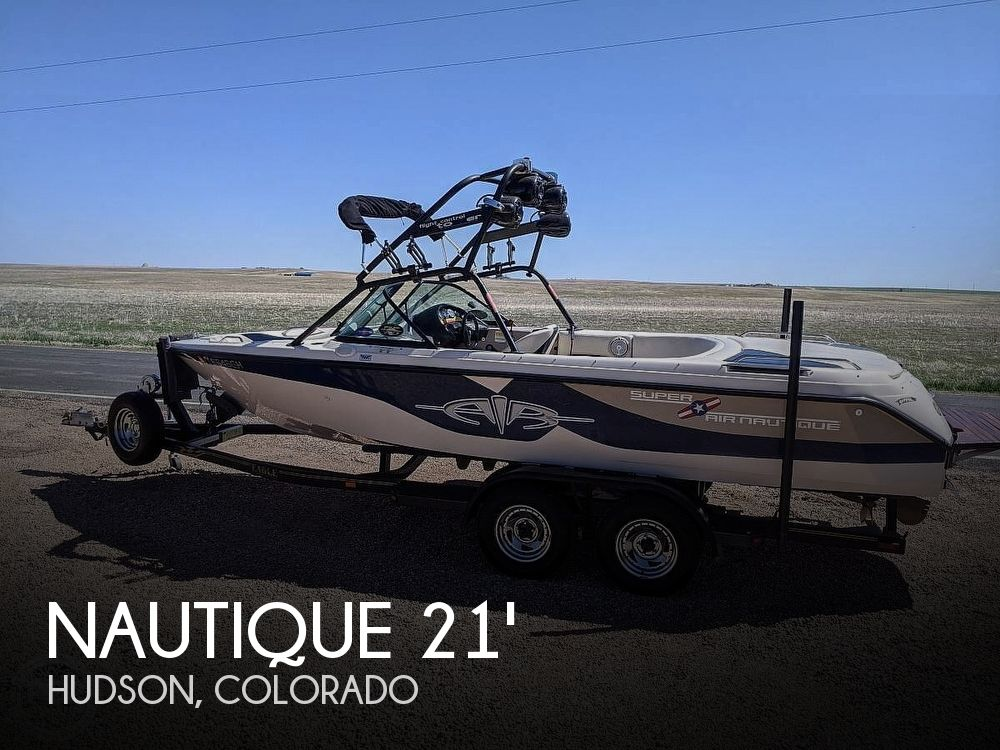 2000 Nautique boat for sale, model of the boat is SS Super Air & Image # 1 of 24