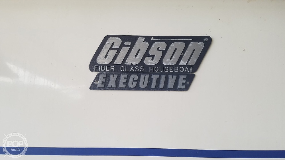 1988 Gibson boat for sale, model of the boat is Executive & Image # 36 of 40