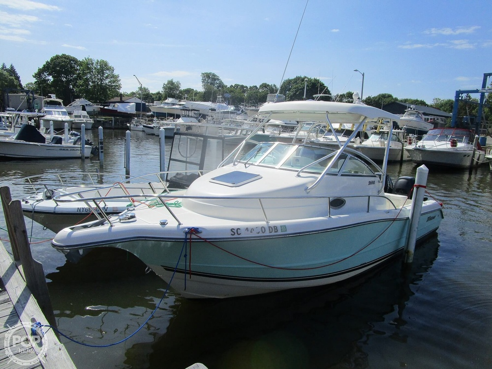 2006 Triton boat for sale, model of the boat is 2690 WA & Image # 2 of 40