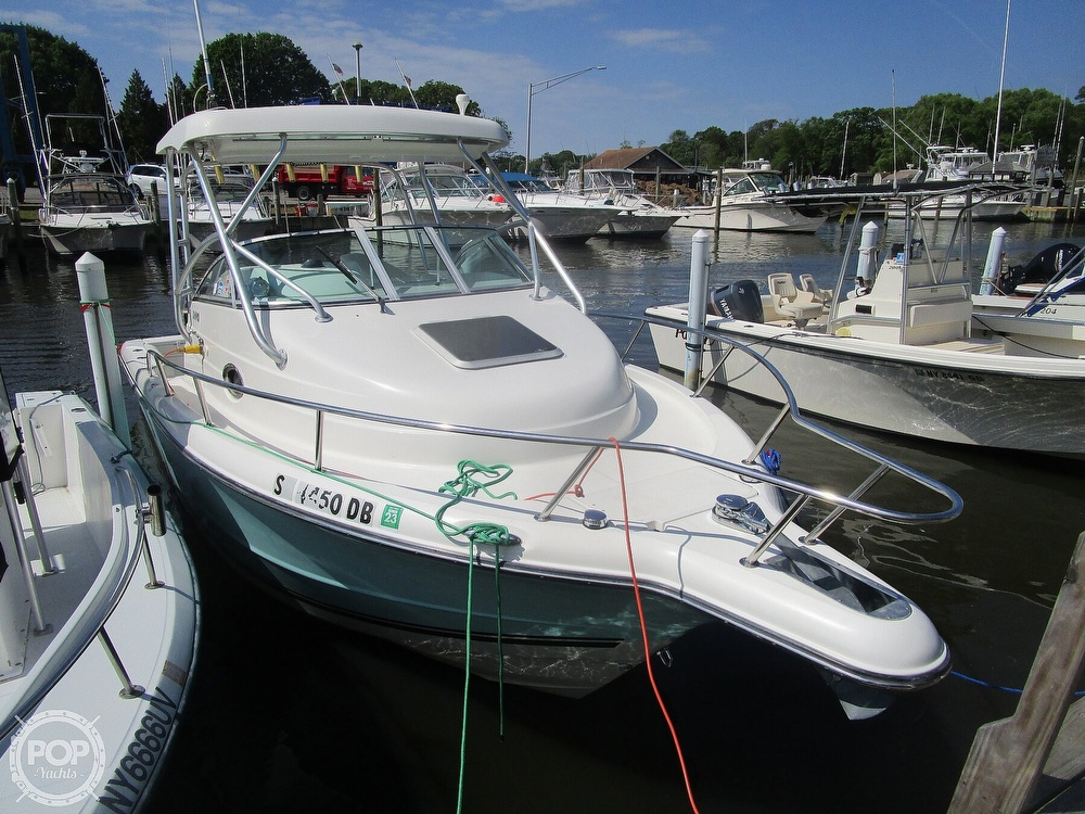 2006 Triton boat for sale, model of the boat is 2690 WA & Image # 3 of 40