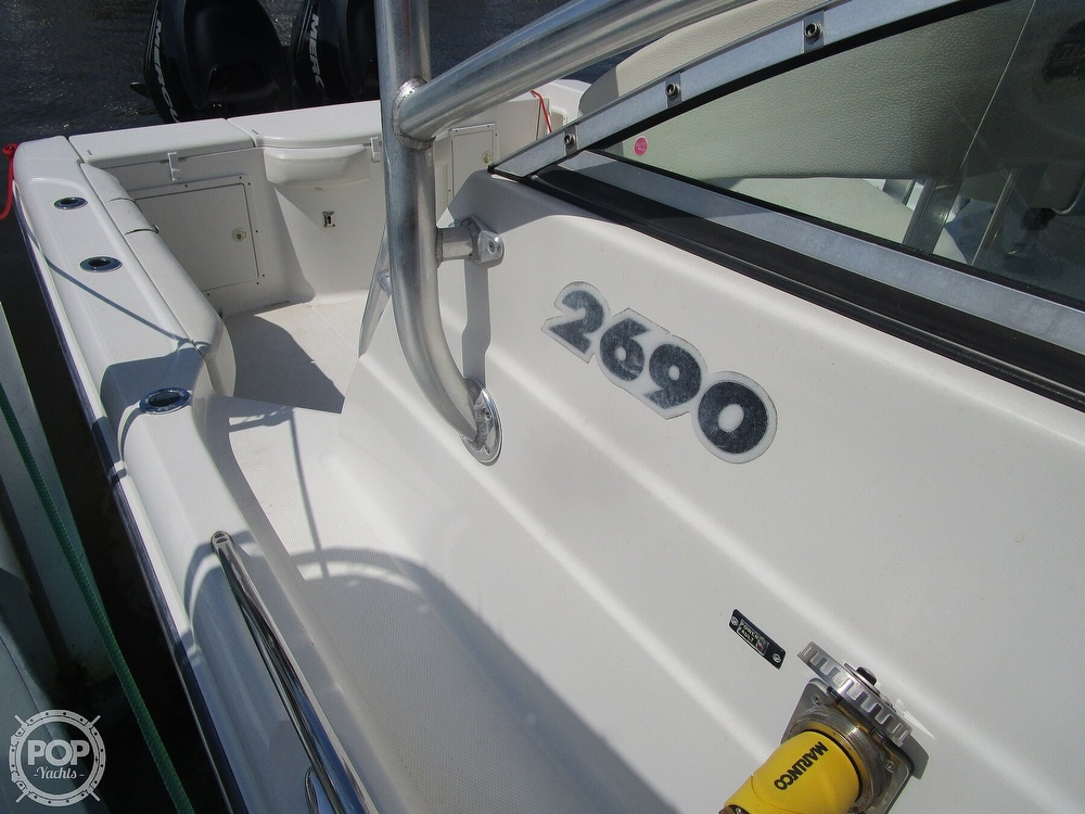 2006 Triton boat for sale, model of the boat is 2690 WA & Image # 11 of 40