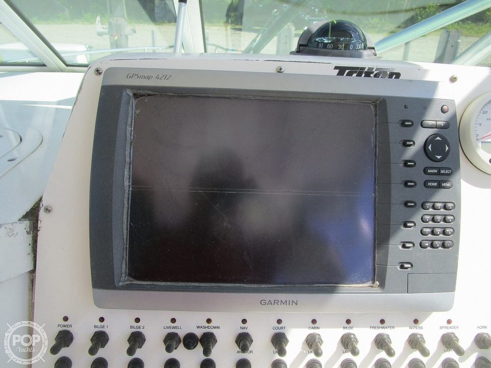 2006 Triton boat for sale, model of the boat is 2690 WA & Image # 26 of 40